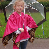 Made To Order Girls Pretty Poncho