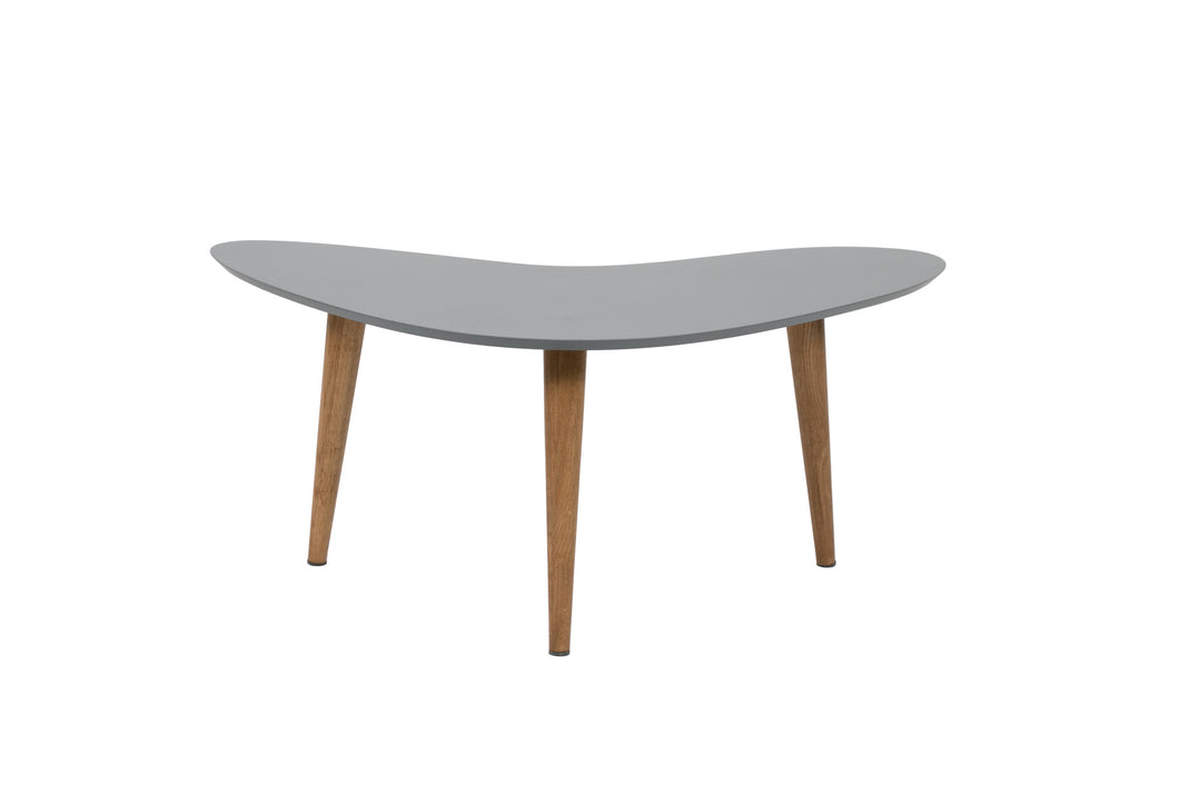 Moore Table in Colour MDF and Oak Legs | BIRBA