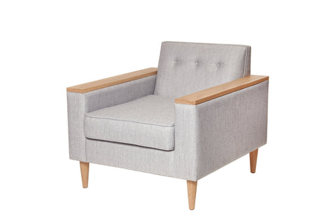 Kaufmann Single-Seater Couch