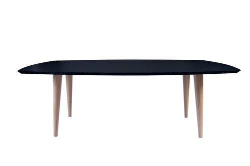 Elkay Coffee Table with Oak Legs and MDF Top
