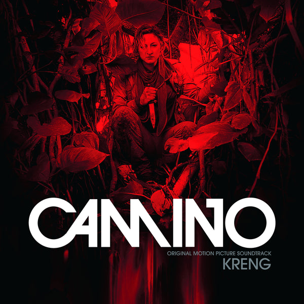 Camino Soundtrack by Kreng 2XLP on Clear Vinyl