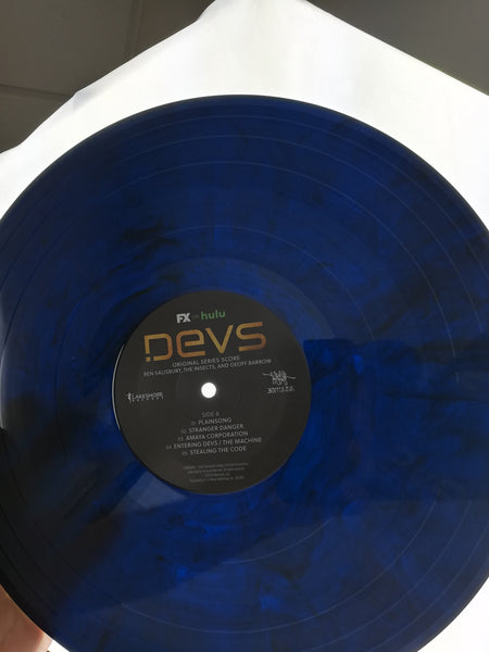 Devs (Original Series Soundtrack) - Ben Salisbury, The Insects & Geoff Barrow [3 x Ltd LP]