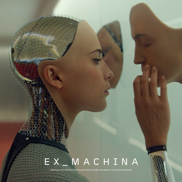 Ex Machina OST by Geoff Barrow & Ben Salisbury (Compound Grey Vinyl & CD Versions)
