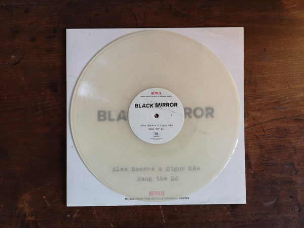 Alex Somers & Sigur Rós - Black Mirror: Hang The DJ [Ltd Edition Glow In The Dark Vinyl]