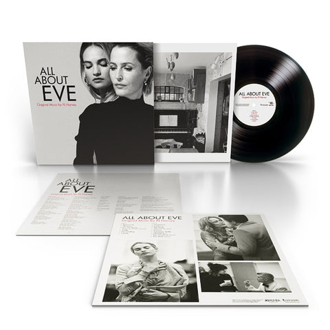 [Pre Sale] PJ Harvey - All About Eve (Original Score) [180g Black Vinyl]