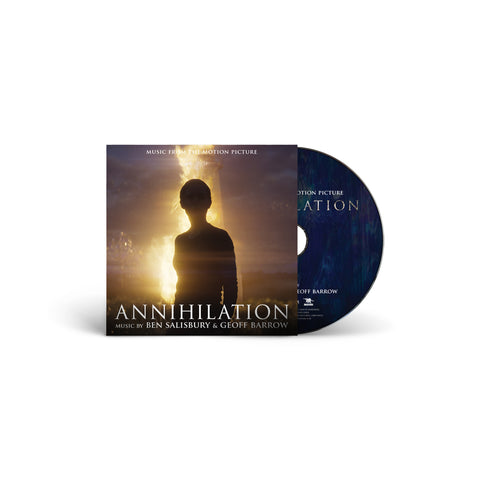 Ben Salisbury & Geoff Barrow - Annihilation (Music From The Motion Picture) [CD]