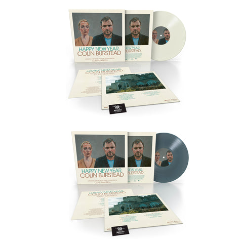 Clint Mansell - Happy New Year, Colin Burstead [Vinyl Bundle]
