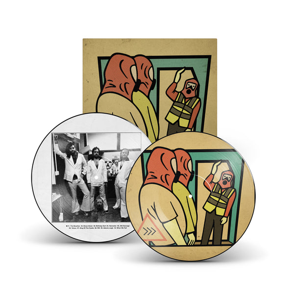 Beak> - '>>>' [Ltd Edition Picture Disc Variant]