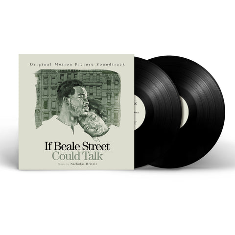 [PRE SALE] Nicholas Britell - If Beale Street Could Talk [Deluxe Vinyl Soundtrack 2x180g Black Vinyl]