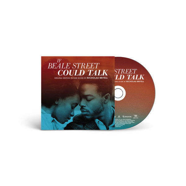 Nicholas Britell - If Beale Street Could Talk [CD]