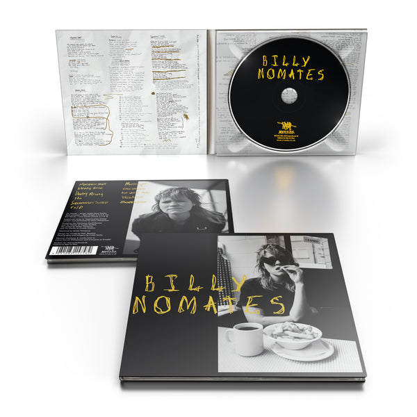 [Pre-Order] Billy Nomates [CD]