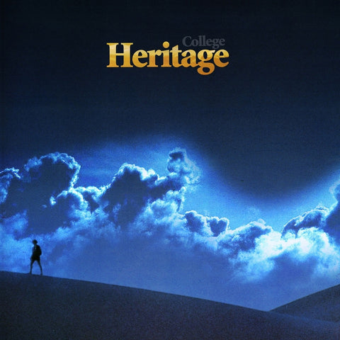 College - 'Heritage' Coloured Vinyl LP