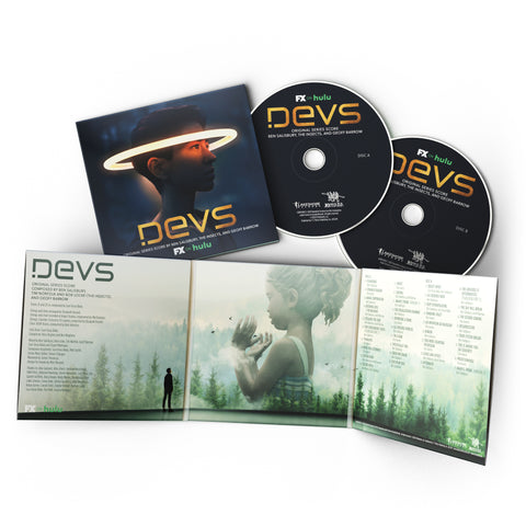 Devs (Original Series Soundtrack) - Ben Salisbury, The Insects & Geoff Barrow [2 x CD]