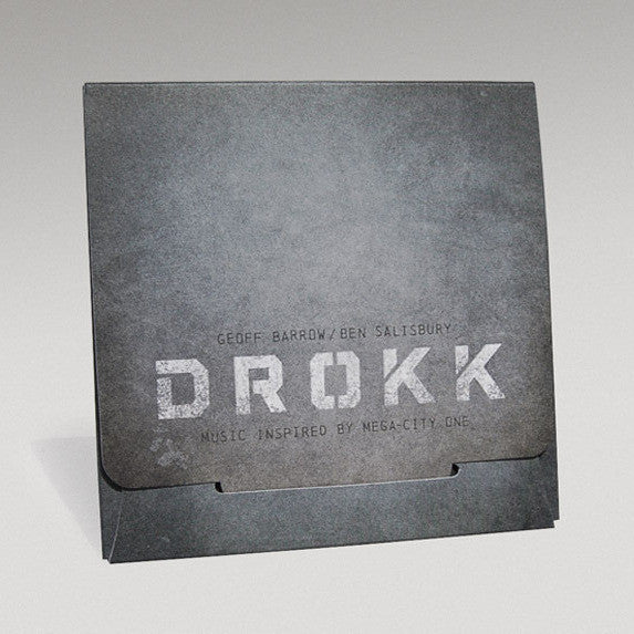 DROKK music inspired by Mega-City One CD