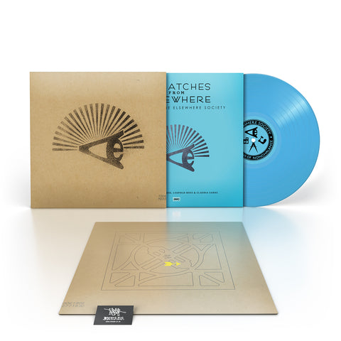 Atticus Ross, Leopold Ross, Claudia Sarne - Dispatches From Elsewhere (Music From The Elsewhere Society) [Ltd Edition Exclusive Turquoise Vinyl]