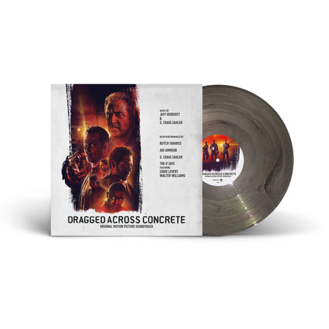 Dragged Across Concrete (Original Motion Picture Soundtrack) [Concrete Marble Vinyl]