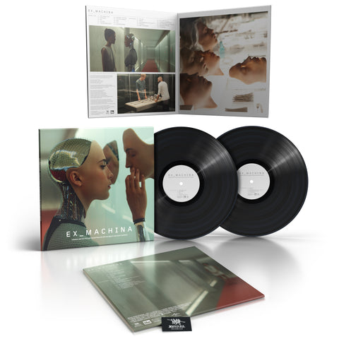 Geoff Barrow & Ben Salisbury - Ex Machina OST [2 x LP]