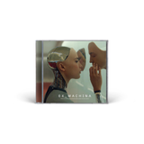 Geoff Barrow & Ben Salisbury - Ex Machina OST [CD]
