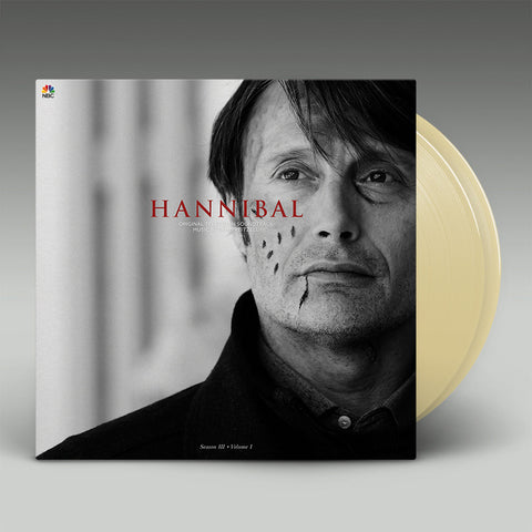 Hannibal Original Television Soundtrack Music by Brian Reitzell Season 3: Vol 1 (Coloured Vinyl 2xLP)