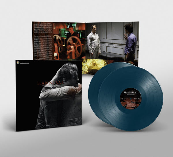 Hannibal Original Television Soundtrack Music by Brian Reitzell Season 3: Vol 2 (Coloured Vinyl 2xLP)