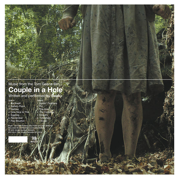 BEAK> Couple In a Hole Soundtrack (LP, CD & Cassette Tape)