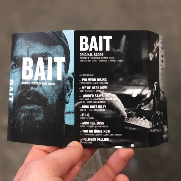 Mark Jenkin - Bait (Original Score) [Signed Ltd Cassette]