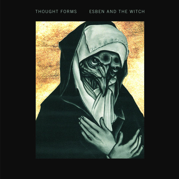 ESBEN AND THE WITCH / THOUGHT FORMS split record