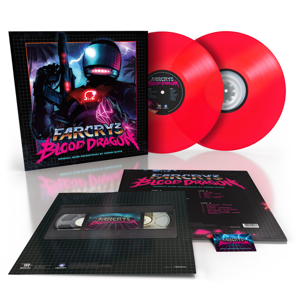 Power Glove - Far Cry 3: Blood Dragon 2018/19 Repress [2 x Neon Pink Vinyl]