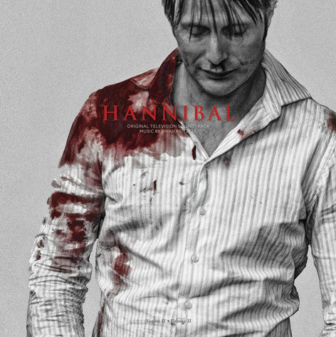 Brian Reitzell - Hannibal Season 2: Vol 2 OST [2 x LP]