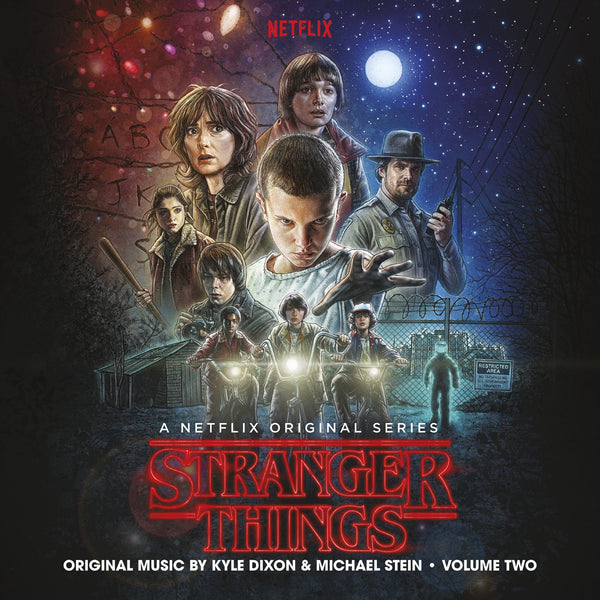 Kyle Dixon & Michael Stein - Stranger Things: Season 1 Vol. 2 [CD]
