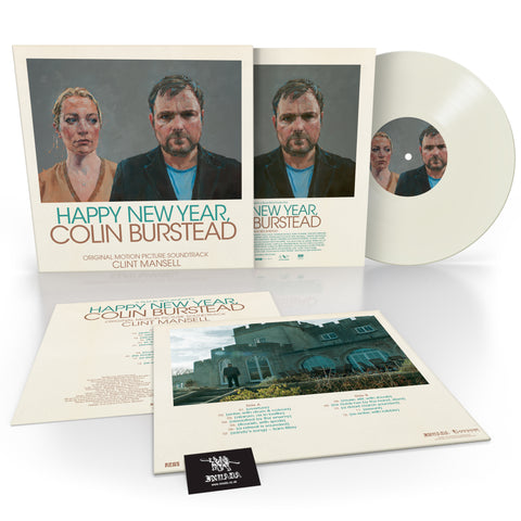 Clint Mansell - Happy New Year, Colin Burstead [Off White Vinyl]