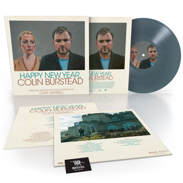 Clint Mansell - Happy New Year, Colin Burstead [Ltd LP]