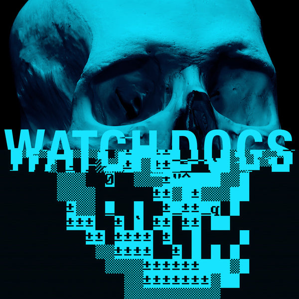 WATCH_DOGS Soundtrack by BRIAN REITZELL Digipack LP & CD