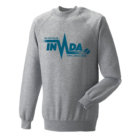 "Invada ""On The Pulse"" Sweatshirt [Grey]"