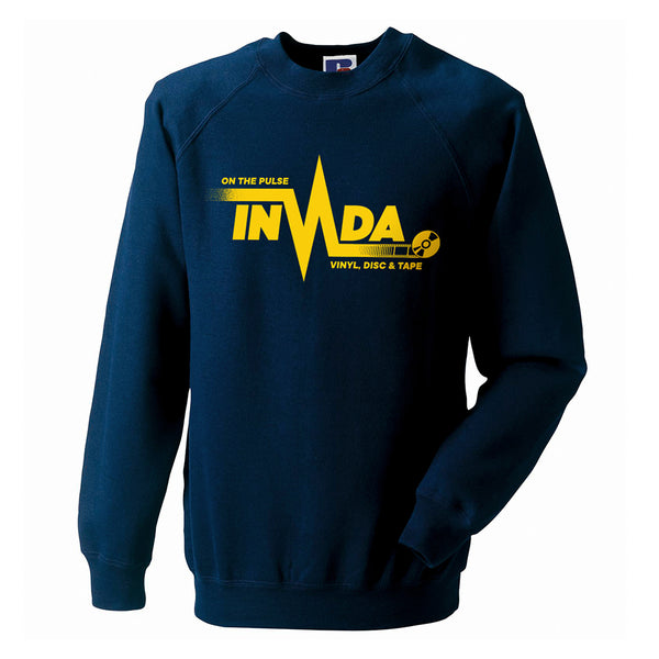 "Invada ""On The Pulse"" Sweatshirt [Navy]"
