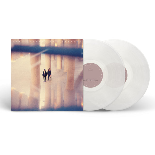 The KVB - Only Now Forever [2 x Transparent Natural Vinyl]