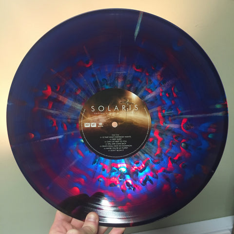 Cliff Martinez - SOLARIS Original Soundtrack Reissue [Cosmic Coloured Vinyl]