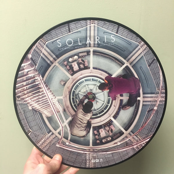 Cliff Martinez - SOLARIS Original Soundtrack Reissue [Picture Disc Vinyl]