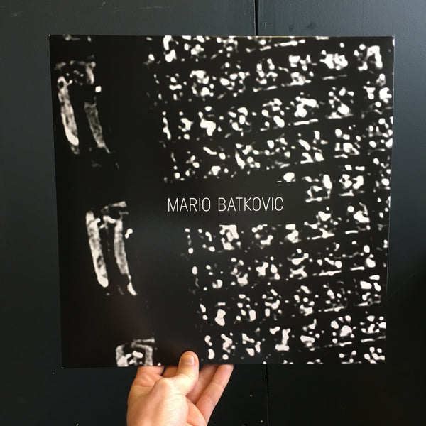 Mario Batkovic [2xLP & CD]
