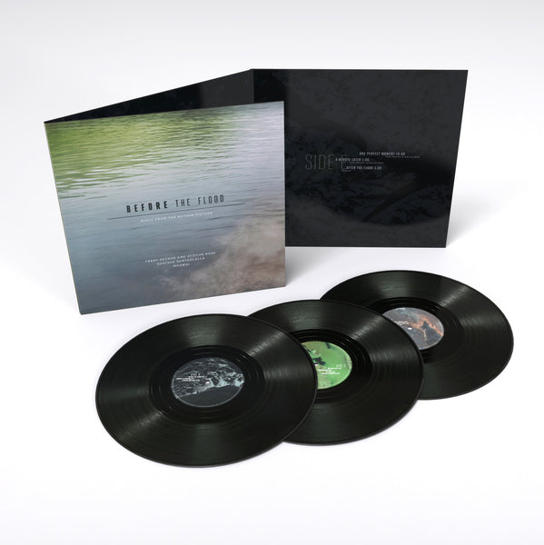 Trent Reznor & Atticus Ross, Gustavo Santaolalla, Mogwai - Before The Flood [3 x LP]