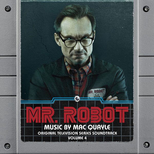 Mac Quayle - Mr. Robot Volume 4 [Deluxe CD]
