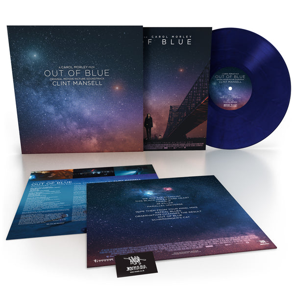 Clint Mansell - Out Of Blue OST [Vinyl Bundle]