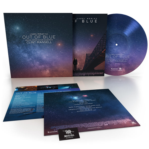 Clint Mansell - Out Of Blue OST [LP Bundle]