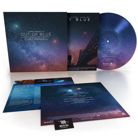 Clint Mansell - Out Of Blue OST [Ltd Edition Picture Disc]