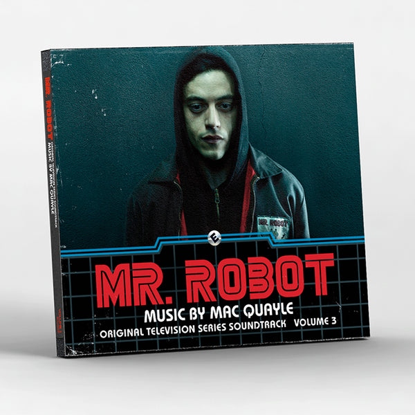 MR ROBOT ORIGINAL MUSIC BY MAC QUAYLE: VOLUME 3 DELUXE CD