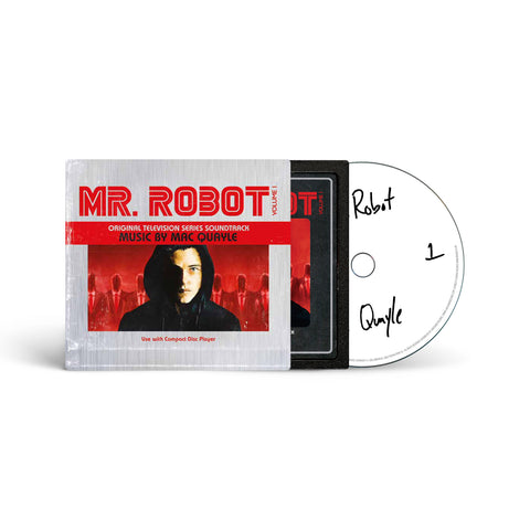 Mac Quayle - Mr. Robot: Vol. 1 OST [CD]
