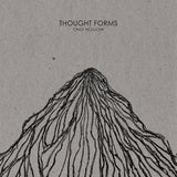 "THOUGHT FORMS 'only hollow' ltd PURPLE vinyl 7"" with 'BOWING' on b-side"