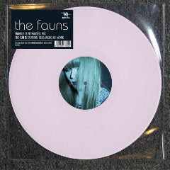 THE FAUNS remix EP 'Clint Mansell' & 'Redg Weeks' 180g PINK VINYL EP 12""