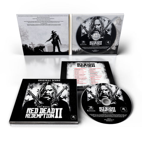 The Music of Red Dead Redemption 2: Original Score [CD]