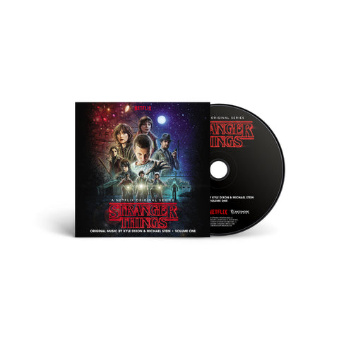 Kyle Dixon & Michael Stein Stranger Things: Season 1 Vol. 1 [CD]